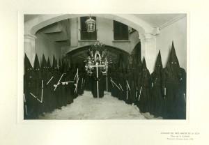 Procesión de Viernes Santo de 1948.
