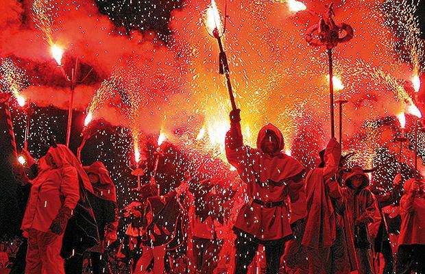 Correfoc de la Festa Major de Barcelona