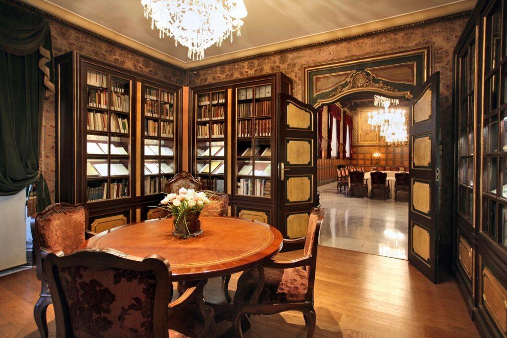 Biblioteca Casa de la Seda Barcelona