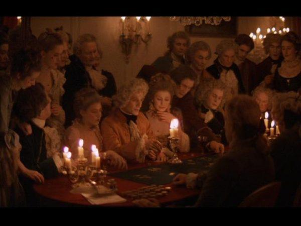 Barry Lyndon, la película de Stanley Kubrick