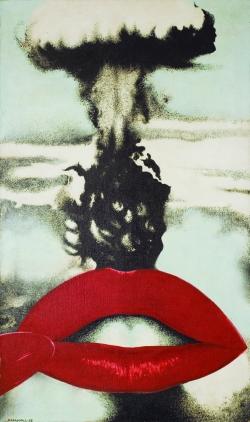 Rabascall, Atomic kiss, 1968