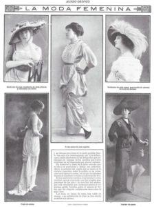 El almanaque de la moda
